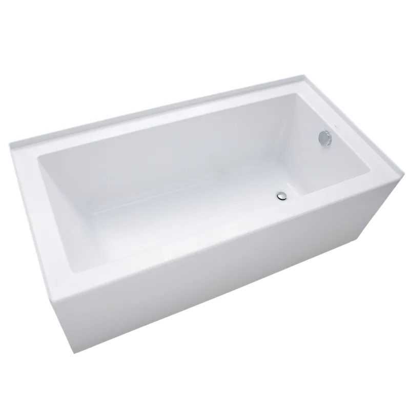 Mendota 60 X 32 Alcove Bath With Right Hand Drain K 506