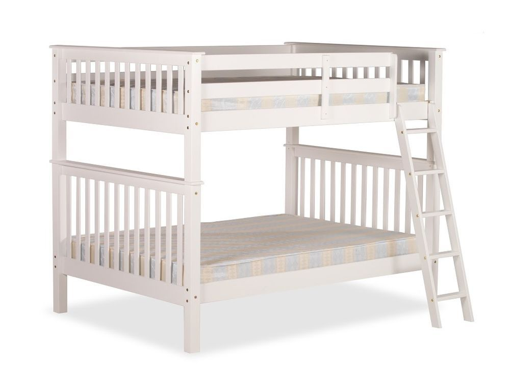 Best 4Ft Malvern Bunk Bed Bunk Beds Double Bunk Beds Wooden 400 x 300