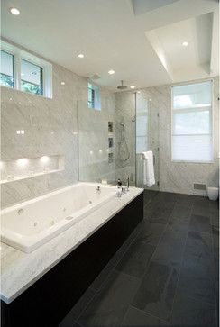 montauk black slate design ideas, pictures, remodel, and
