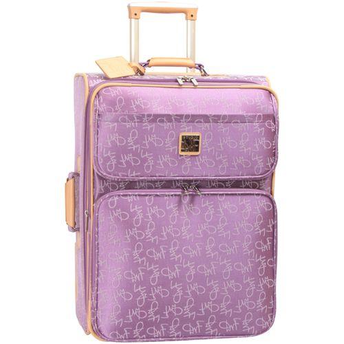 Diane von Furstenberg Luggage Signature Seven 21 inch Wheeled Carry on