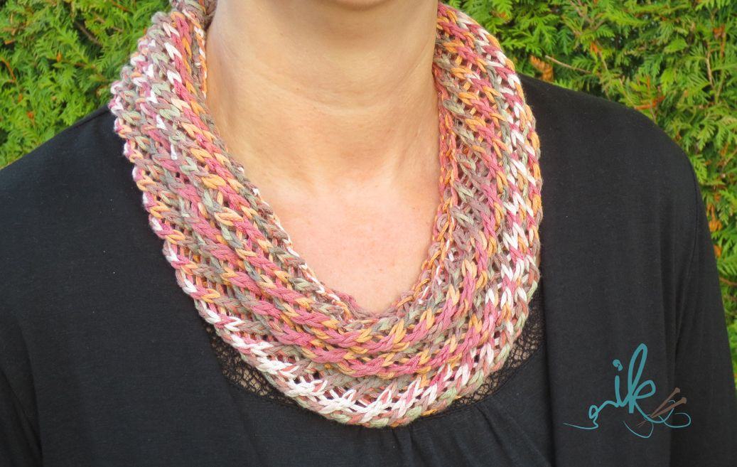 Lace Loop Happiness | unendliche Schals | Pinterest | Stricken ...