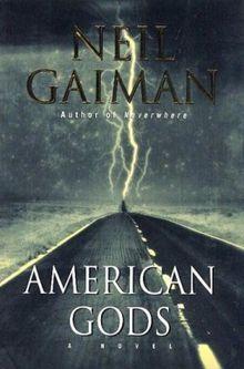 Win A Signed American Gods Hardcover By Neil Gaiman Ww Ifttt