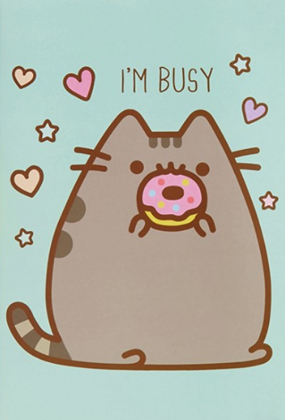 pusheen pusheen pinterest cute wallpapers kawaii wallpaper