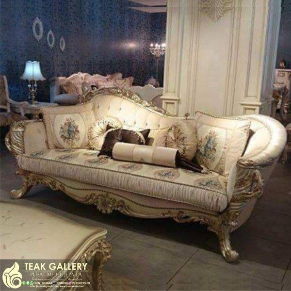 sofa single santai klasik mewah terbaru desain sofa furniture mewahharga sofa santai