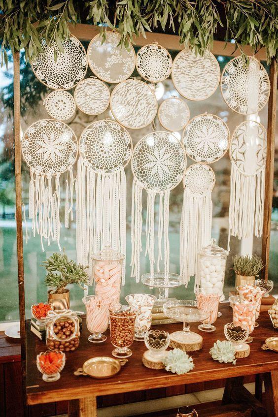 Backstage in der Partydekoration: viele Inspirationen! – Blog von Elo7   – lillie wedding bouquets