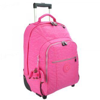 b0854d4e3 mochilas kipling escolares de rodinha Mais