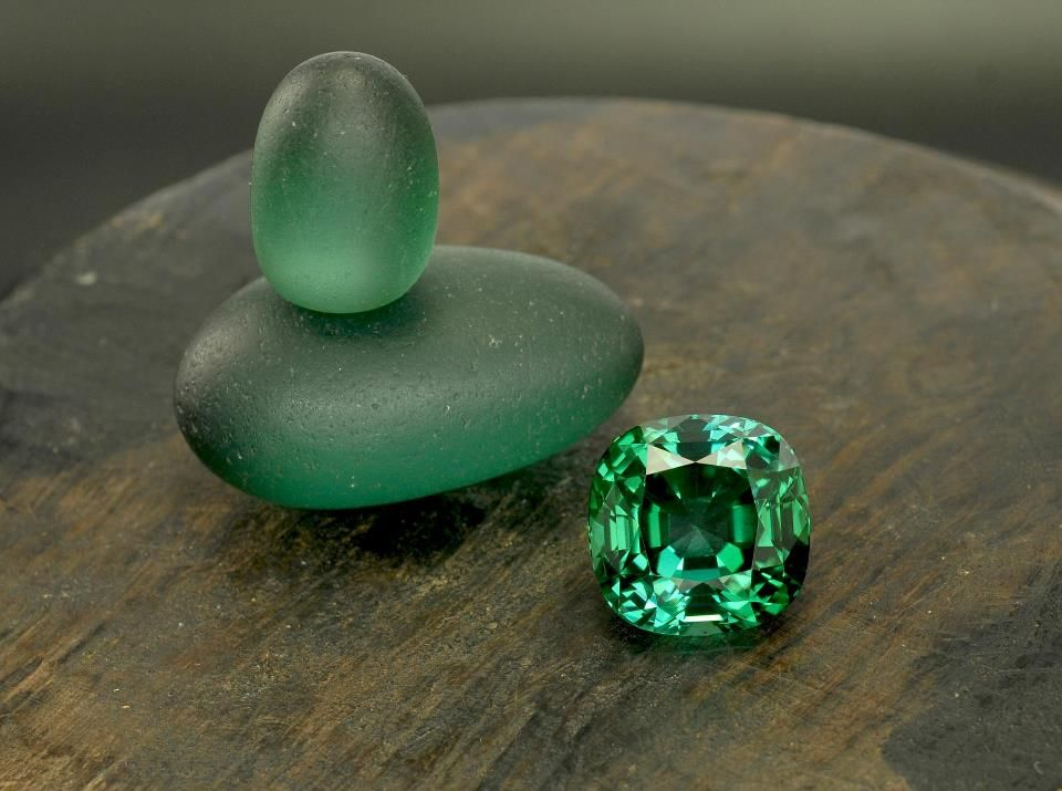 """Double Pack 2x 32/"""" Strands New Mountain Jade Top Quality Real Gemstone Chips"""