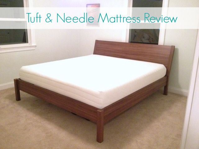 Review Of Our American Made Tuft Needle Mattress Furniture