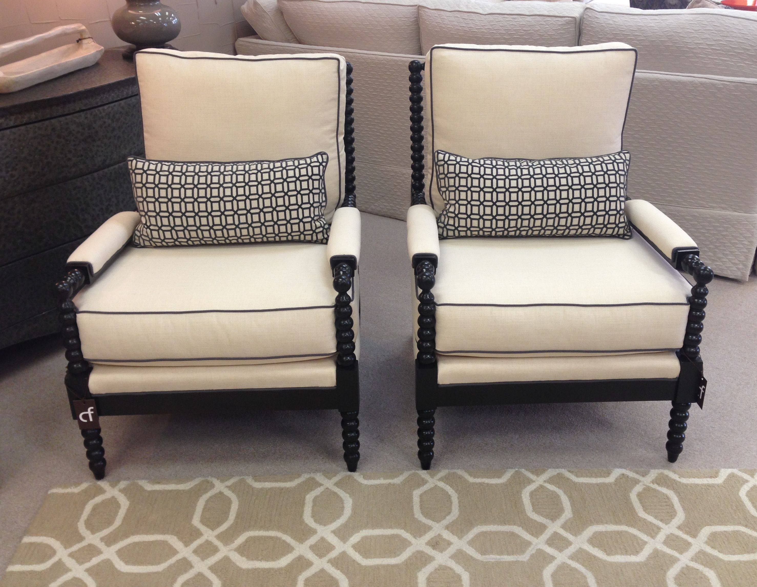 Spindle Chairs From Caffrey S Lee Industries Home Furniture Decor