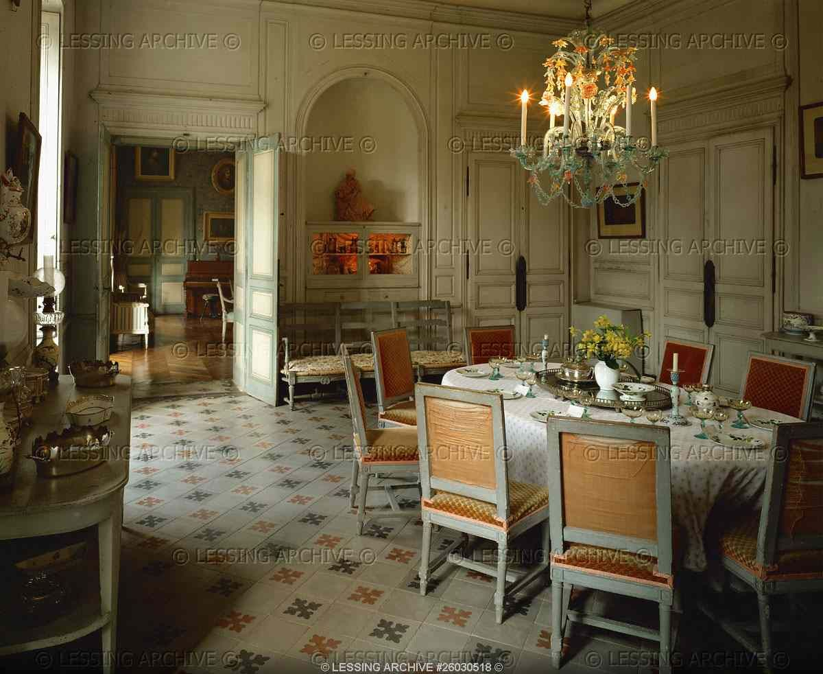 Chateau de Nohant | Beautiful dining rooms, French ...