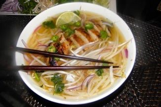 Vietnamese Chicken Noodle Soup—Pho Ga Recipe on Food52 recipe on Food52