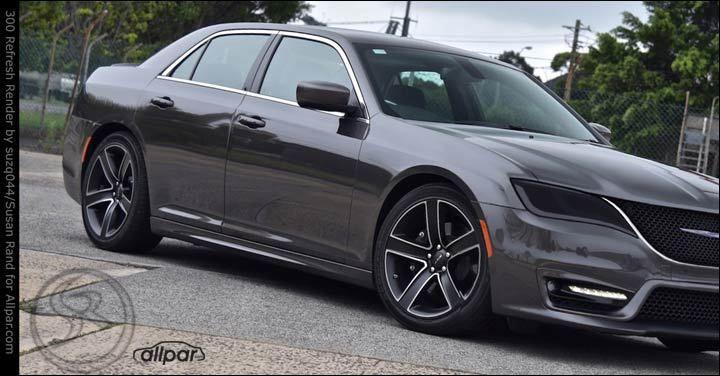 Is this the 2019 Chrysler 300? #Chrysler #Mopar   Chrysler ...