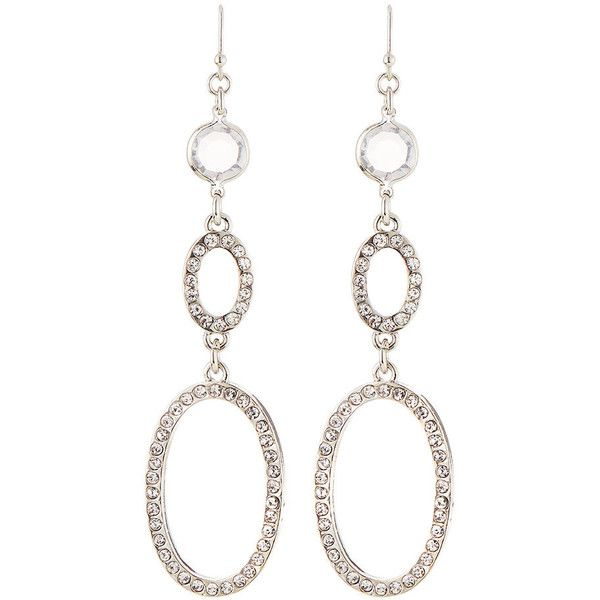 Fragments Crystal Drop Earrings q3IKKf3