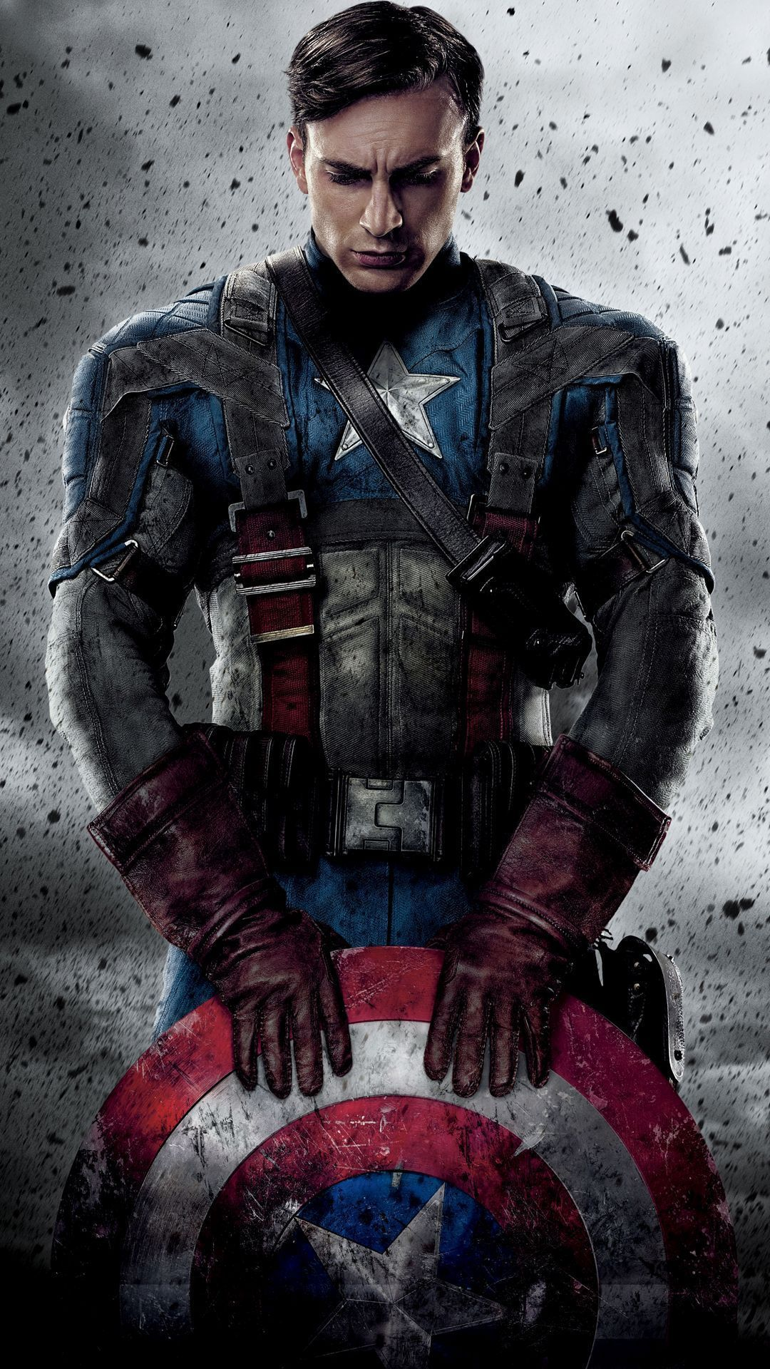 Capitan America Chris Evans Nel Marvel Cinematic Universe