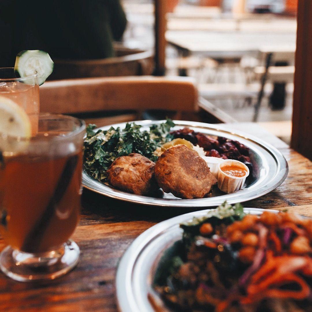 From fried chicken to vegan korma comfort food vegan