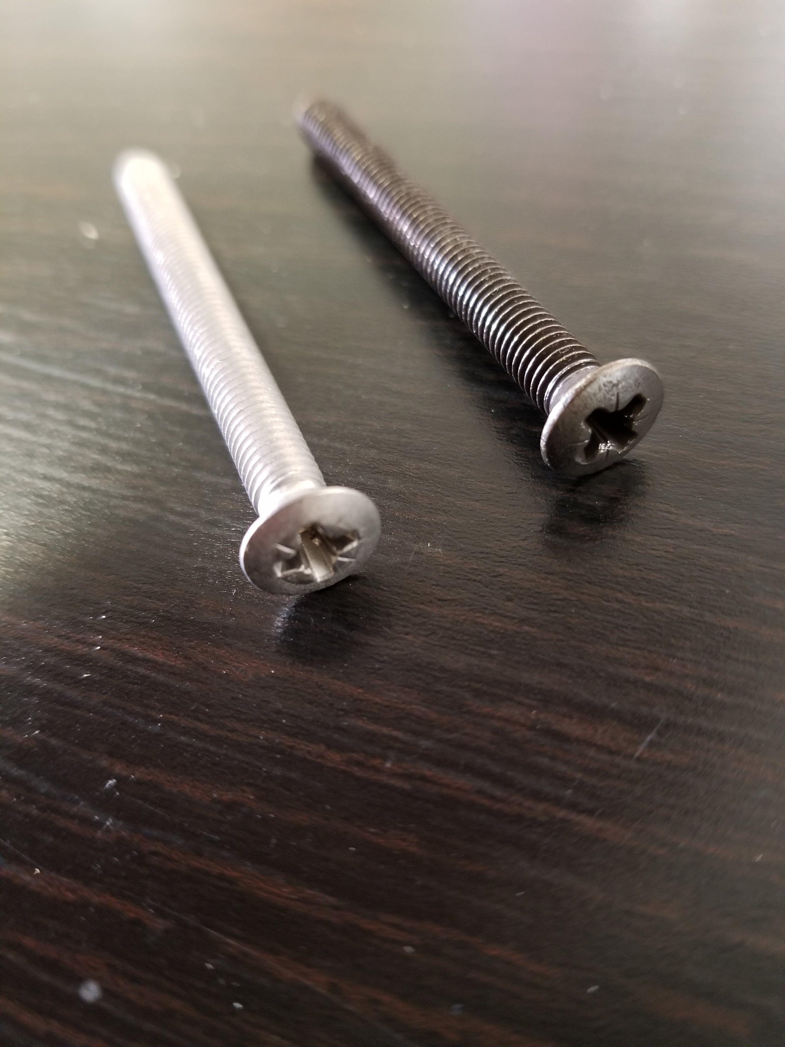805 002 Screw 50mm Long For Hoppe Door Handle Set Hurd Swinging Door Door Handle Sets Door Handles Swinging Doors