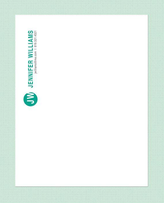 Customized Cover Letter Letterhead The Edge Unique resume