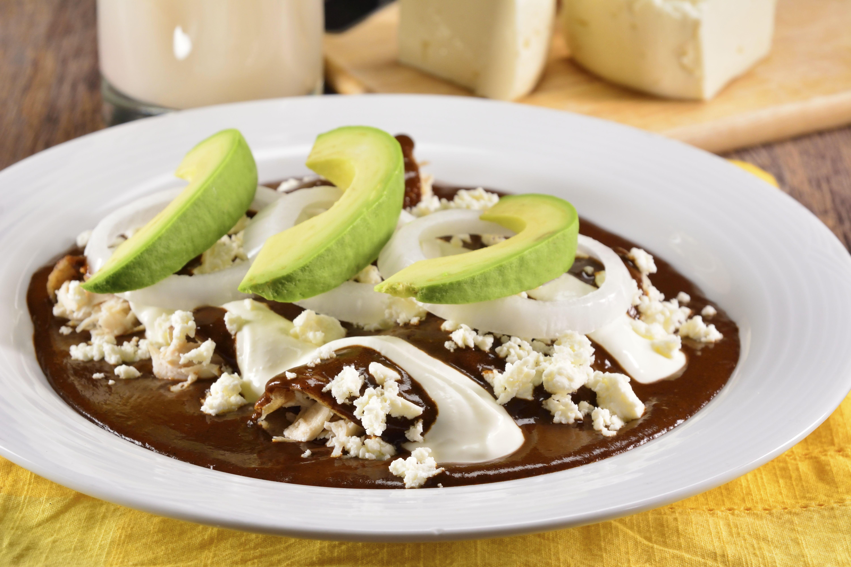 Enmoladas | Receta | Recetas de comida mexicana, Recetas ...