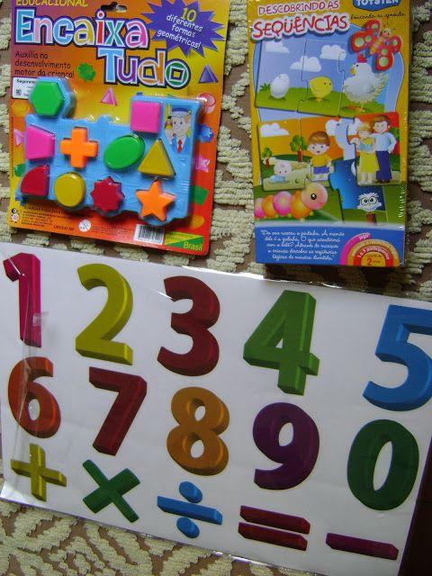 Estimulando meus filhos: Planejamento para 2013