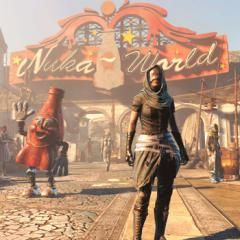 """Bethesda's Fallout 4 is coming to VR  Its VR strategies were revealed by publisher Bethesda including two jobs for HTC Vive yesterday, during its convention.    The first one is a virtual reality Doom encounter, that no releasedate was specified by the publishing company.!   But the possibly exciting, and 2nd, statement was that a VR model of postapocalyptic hit Fallout 4 is arriving at sell just as 20 17.   Bethesda VP of PR Pete Hines and advertising stated: """"Since we confirmed co.."""