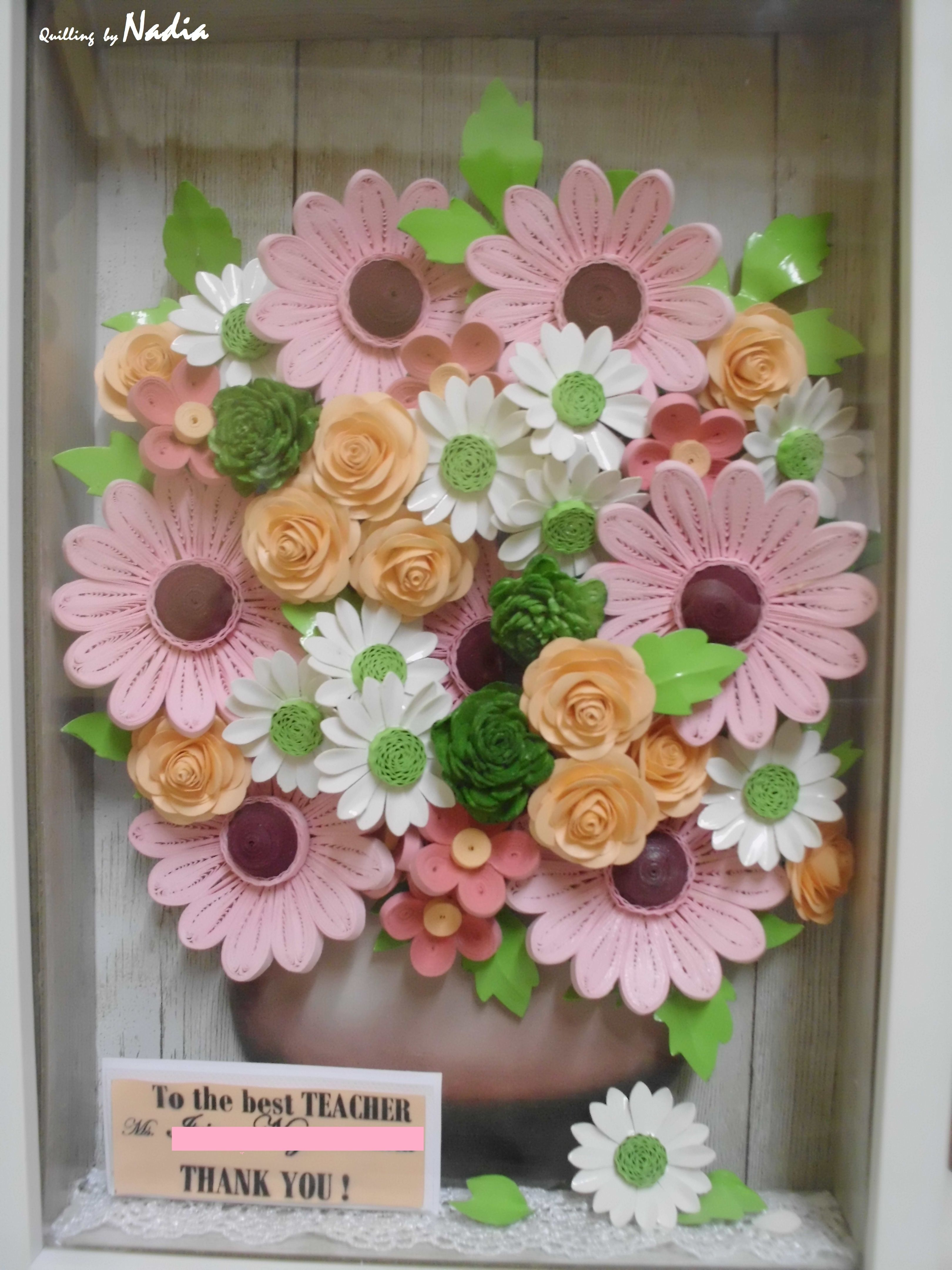 Pin By Nadia Quilling Art On Quilling Art Pinterest Quilling