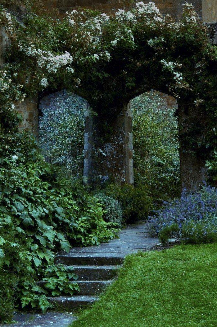 Gothic garden image by Levonda2 on ** IntoTheGarden