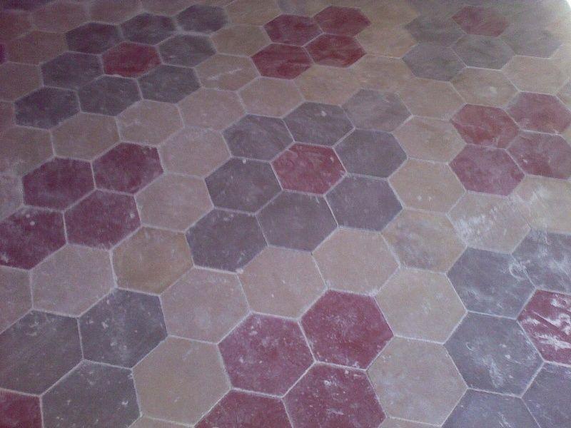 Piastrelle Esagonali Bianche : Cementine quadrate: disegni a mosaico cementine esagonali