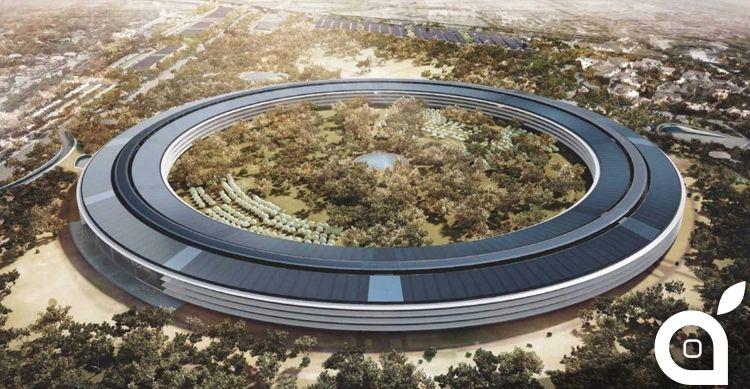 Apple pronta ad assumere i dipendenti per il nuovo Campus 2