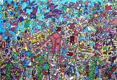 Arte Popular do Brasil: Carlos Alberto de Oliveira