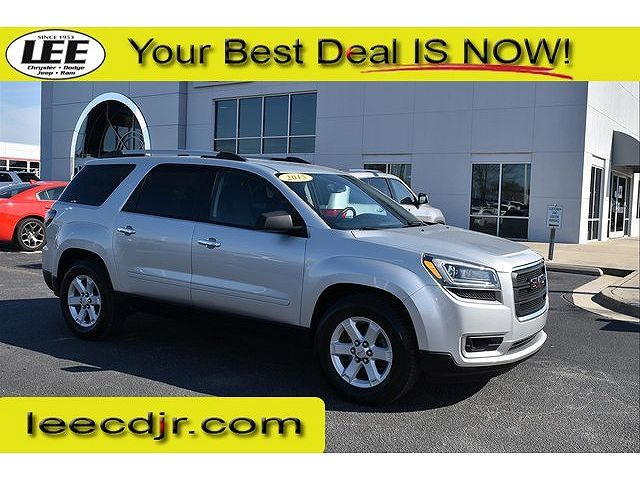 1gkkrpkd2fj377427 2015 Gmc Acadia Sle For Sale In Wilson Nc