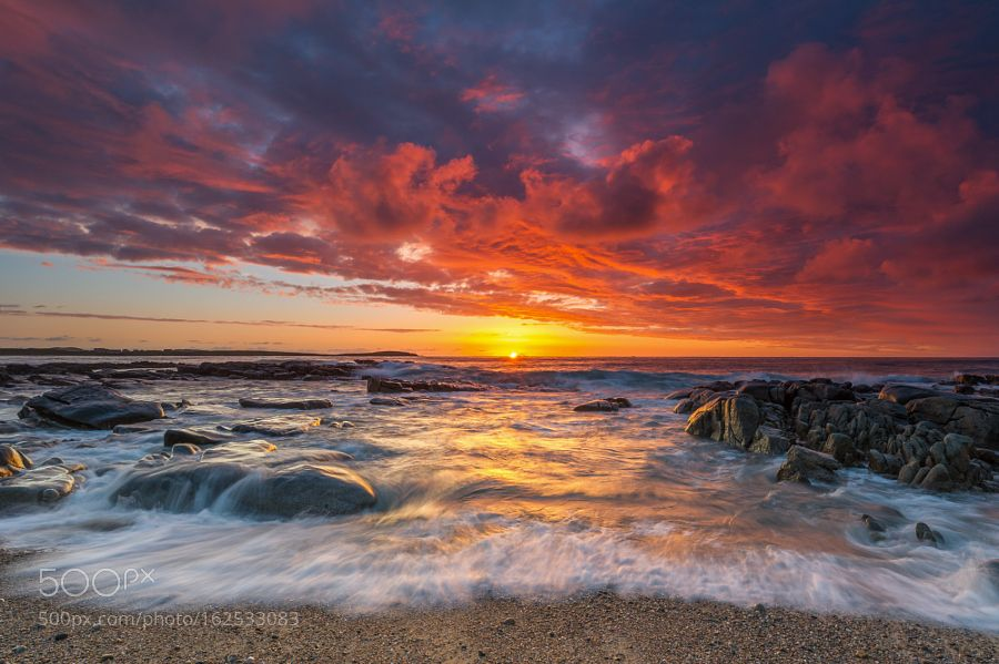 Sky On Fire By Ritawilson Landscapes Landscapephotography