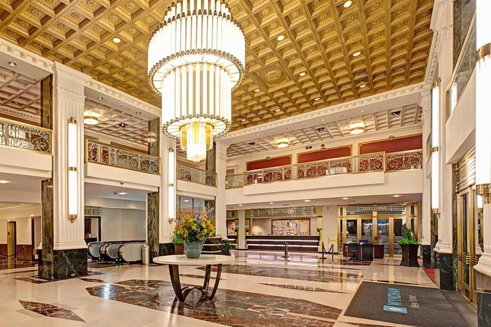 Wyndham New Yorker, New York, Lobby Ny hotel, Top luxury