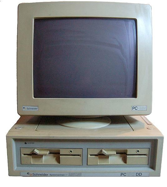 Amstrad 1512 Dd Computer Computer Old Computers Tech History