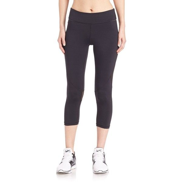 ALALA Solid Skinny-Fit Sweatpants ( 110) ❤ liked on Polyvore featuring  activewear 84c1cb253b