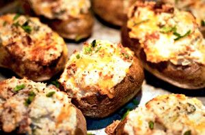 Twice Baked Mini Potato