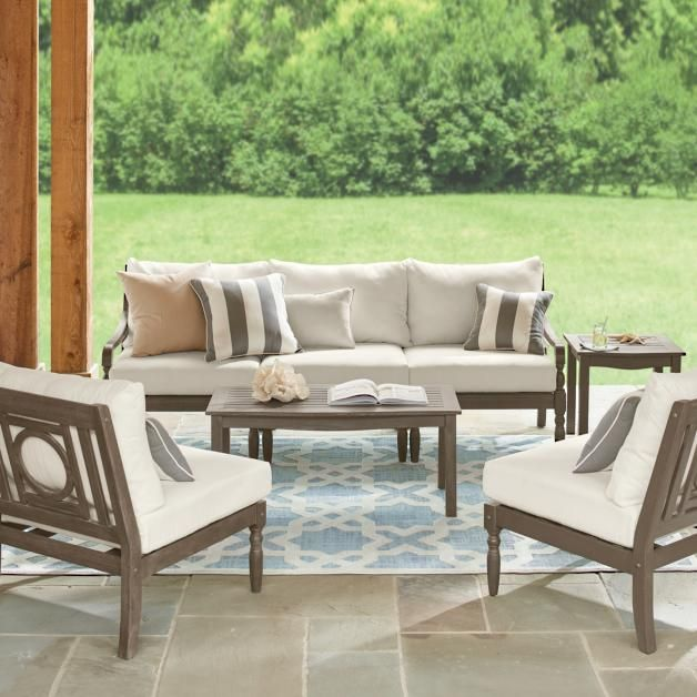Yorkshire Sectional Corner Chair | Outdoor furniture ...
