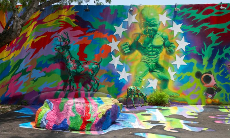 Wynwood Arts District is a thriving creative community. http://www.secretearth.com/attractions/548-wynwood-arts-district