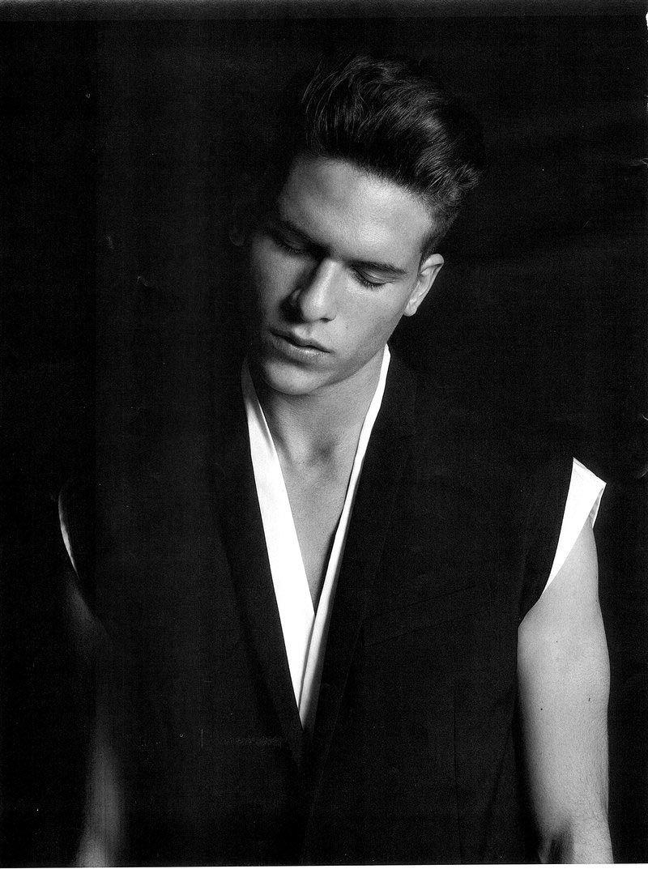 Diego fragoso page 11 the fashion spot - Black And White With Diego Fragoso By Milan Vukmirovic