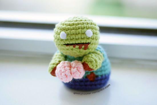 Zombehs Crochet Amigurumi And Crafty