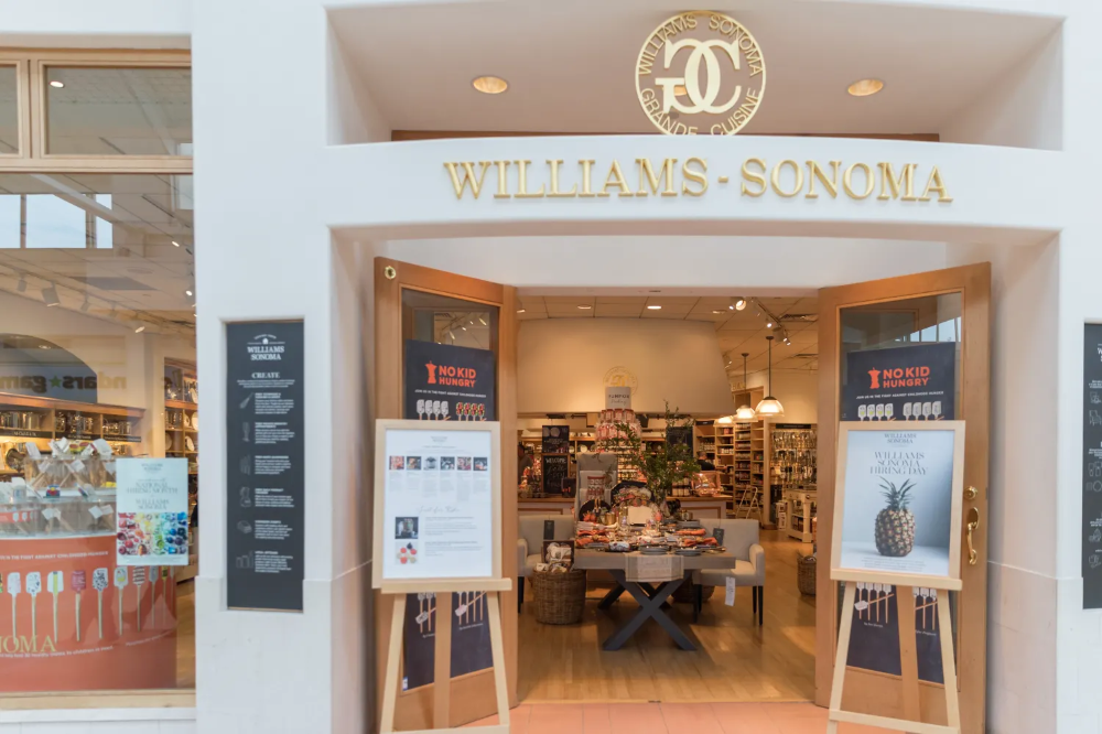 WilliamsSonoma is Hiring 2,500 Employees to Work From