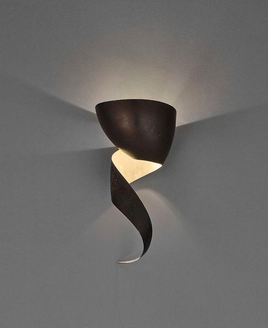 Serge mouille large flamme wall light artsy daniel levy policar pinterest