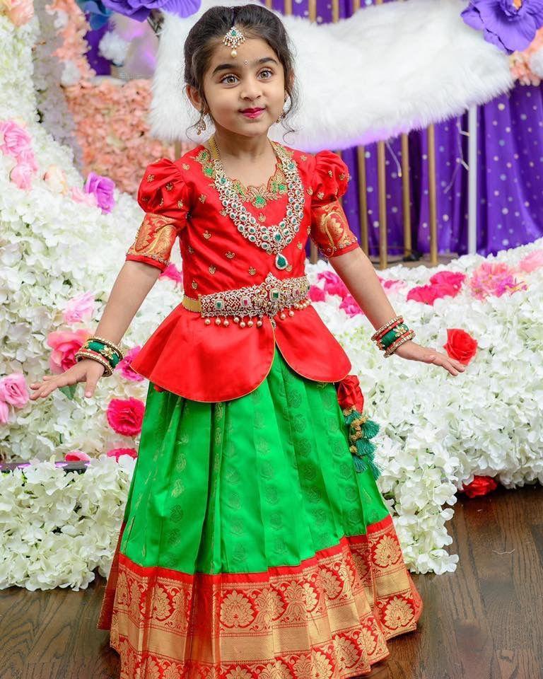 Pin by Prathima Reddy C on Kids Fashion   Kids designer ...
