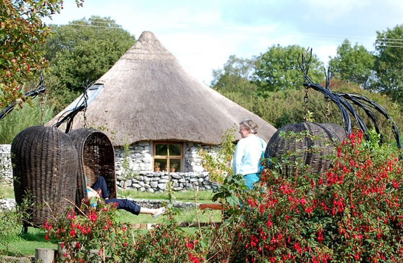 Experience the Magic of Celtic Heritage at Brigit's Garden in the West of Ireland