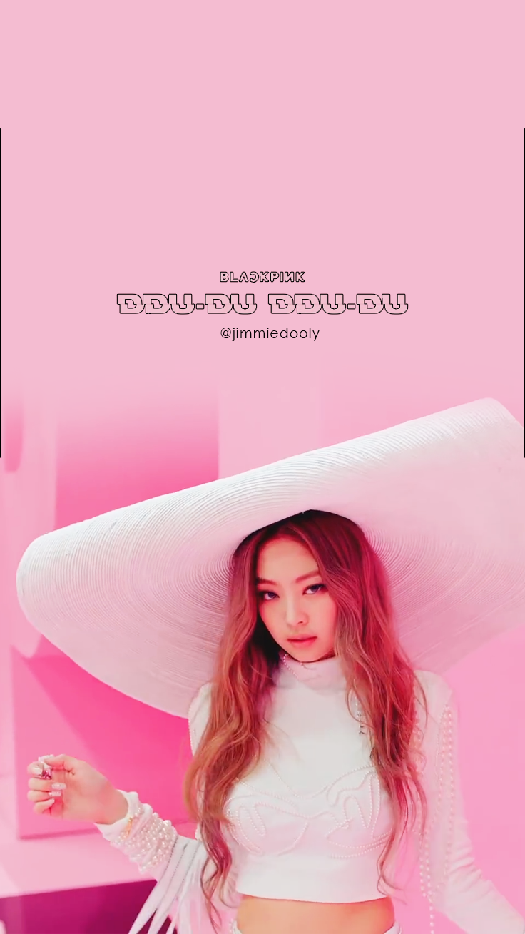 BLACKPINK DDU-DU DDU-DU jennie | BLACKPINK Wallpapers ...