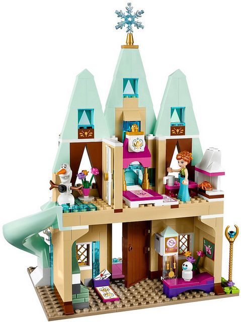 Lego Disney Frozen 41068 Arendelle Castle Celebration Lego
