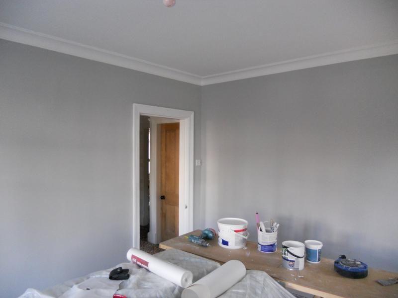 Pavilion Grey Farrow And Ball Paint Colours Grey