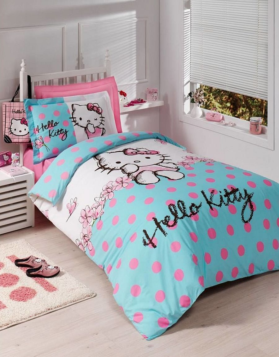 15 Hello Kitty Bedrooms That Delight And Wow! Part 93