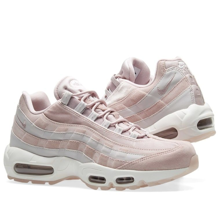 022409fd5620 Nike Air Max 95 LX W Particle Rose