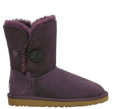 Ugg Bailey Button 5803 Boots Blackberry Wine In 2019 Ugg