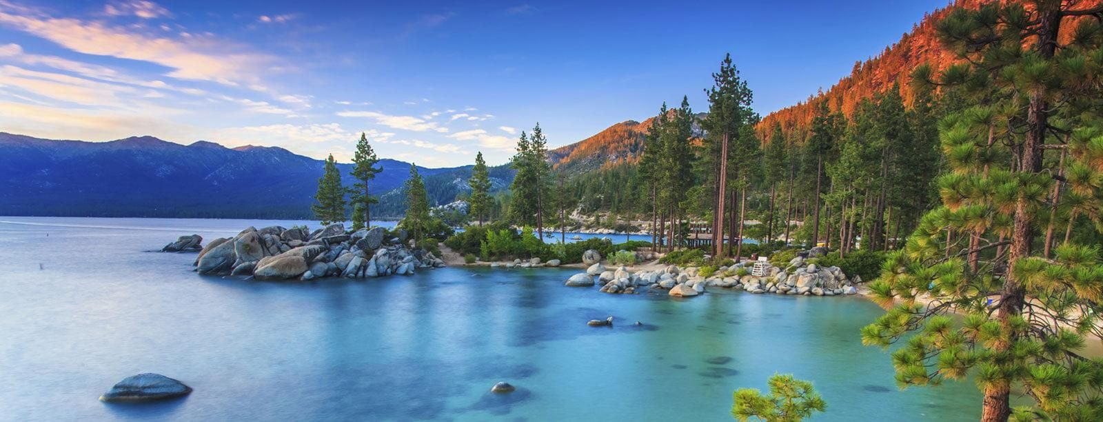 Charming south lake tahoe ca hotel 7 seas inn south